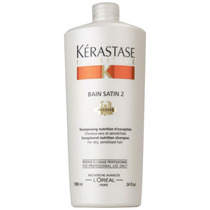 Shampoo Kerastase Profissional Cabelos Secos - 1 Litro