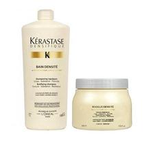 Kit Kérastase Densifique Densité Máscara 500g + Shampoo 1l