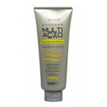 Shampoo Helcla Multiacao 500ml. Karite Redutor De Volume