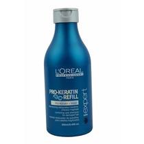 Loreal Pro Keratin Shampoo Restaurador De Queratina 250ml