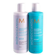 Moroccanoil - Kit Shampoo + Condicionador Repair 250ml