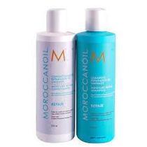 Moroccanoil - Kit Shampoo + Condicionador Repair 250ml