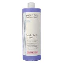 Revlon Professional Blonde Sublime Shampoo 1250 Ml