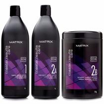 Kit Shampoo Condicionador Matrix Loreal Máscara Creme