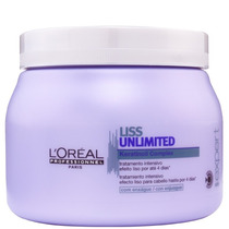 Loreal Liss Unlimited Keratinoil Complex Máscara - 500g