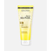 Shampoo John Frieda Sheer Blonde Go Blonder Clareador 250ml