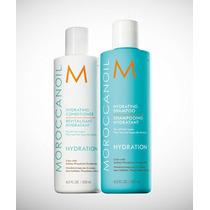 Moroccanoil - Kit Shampoo + Condicionador Hidratação 250ml