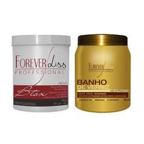 Forever Liss - Banho De Verniz + Bo-tox Capilar