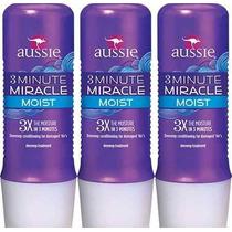 Creme Mascara Aussie Linha 3 Minute Miracle 236 Ml Original!