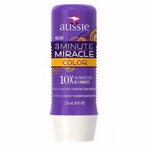 Creme Aussie 3 Minutes Miracle Color - Para Cabelos Tingidos