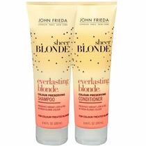 Shampoo E Condicionador Everlasting Blonde Colour Preserving