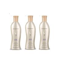 Senscience Smooth Shampoo 300ml Kit Com 3 Unidades