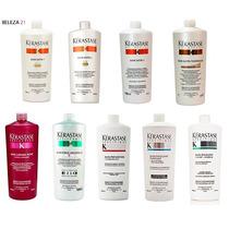 Shampoo Kerastase Bain Satin 1 Litro - Todas As Linhas