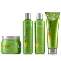 Loreal Force Relax Kit Home Nutri Control