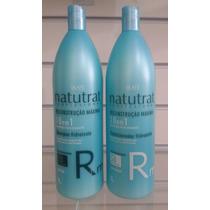 Kit Skafe Natutrat Shampoo + Condicionador 1 Litro Cada