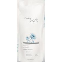 Natura Plant Shampoo Anticaspa Refil - 300ml