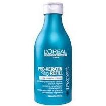 Loreal Pro-keratin Refill Shampoo 250ml