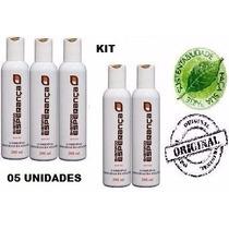 Kit Com 05 Unidades Shampoo Esperança Anti-queda (original)