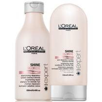 Kit Shine Blonde Loreal Professionnel Sh 250ml + Cond 150ml
