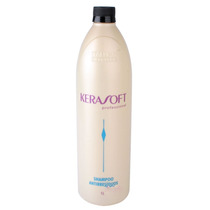 Itallian Hair Tech Kerasoft Shampoo Anti Resíduo 1000ml