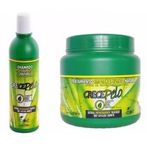 Mega Combo Crecepelo Mascara 794 + Shampoo Preço Imbatível
