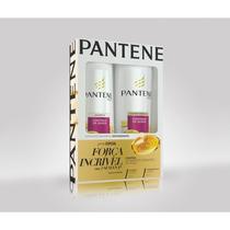 Kit Shampoo E Condicionador Pantene Controle De Queda - 400m