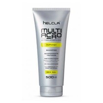 Shampoo Helcla Multiacao 500ml. Cupuaçu - Pronta Entrega!