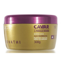 Máscara Caviar & Pérolas Negras - Sachê Professional