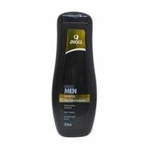 Shampoo Avora Men 300ml Cabelos Brancos Ou Grisalhos