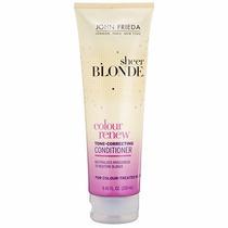 John Frieda Condicionador Sheer Blonde Color Renew 250ml