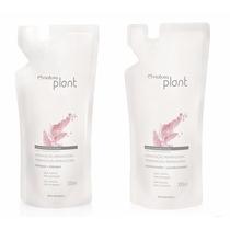 Natura Plant Refil Shampoo+condicionador Hidratação Reparado