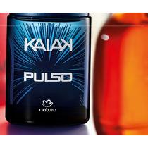 Desodorante Colônia Kaiak Pulso Masculino Com Cartucho 100ml