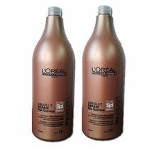 Loreal Absolut Repair Pós Química Shampoo + Cond Spi 1500ml