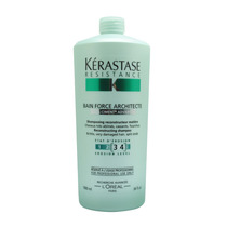 Shampoo Kérastase Resistance Bain Force Architecte 1000 Ml