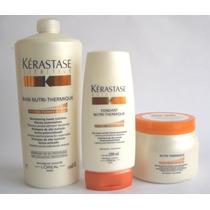 Kerastase Nutri Thermique Kit Sh 1l + Cond 200g+ Masque 500g