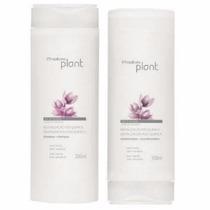 Natura Plant Shampoo E Condicionador Cabelos Pós Quimica