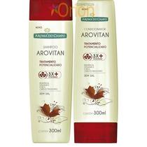 Shampoo+ Condicionador Arovitan S/ Sal Aroma Do Campo