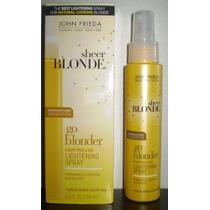 John Frieda Spray Clareador De Cabelos Go Blonder