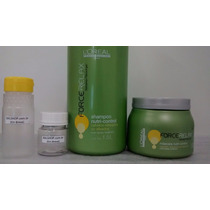 Kit Fração: Shampoo + Máscara Loreal Force Relax Promoção