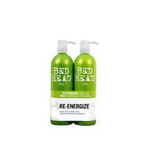 Bed Head Re Energize Shampoo & Conditioner Pack 750ml