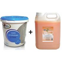 Mairibel Hidratação Citral 3,5 Kg + Shampoo Pessego 4,8 Ml