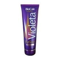 Biocale Violeta Shampoo Matizador 240ml