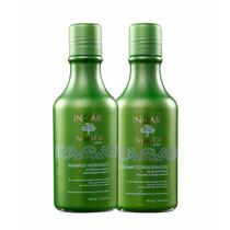 Inoar Kit Duo Argan Olil Shampoo 250ml + Condicionador 250ml
