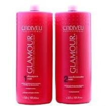 Shampoo E Condicionador Glamour Rubi Cadiveu 3 Litros