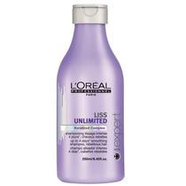Liss Unlimited Disciplinante Shampoo Loréal 250ml