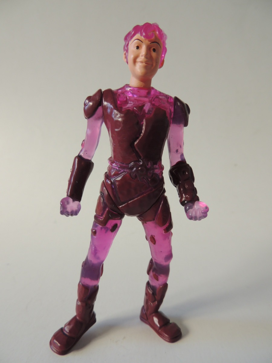 Sharkboy And Lavagirl Mcdonald S Toys : Sharkboy lavagirl boneca mcdonalds com luz sa
