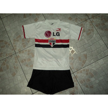 Uniforme Esportivo Infantil S. P. F. C. - Seminovo