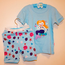 Pijama Infantil Feminino 4 Anos