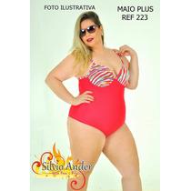 Maio Com Bojo Plus Size
