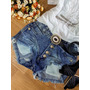 Shorts Jeans Feminino Hot Pants Atacado Mega Oferta Kit C/10